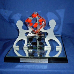 Trophy by Tao Designer Glass